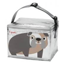 Lunch Bag Bulldogge von 3 Sprouts