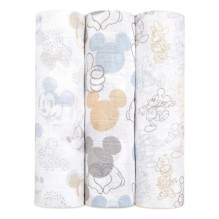 aden+anais - Bamboo Swaddle Mulltuch 'Leopard'