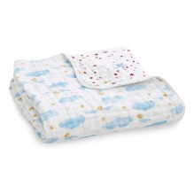 aden+anais - Decke Dream Blanket 'Dahlias'