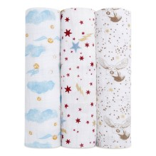 aden+anais - Harry Potter ™ - Snitch Dot Mulltuch Swaddle