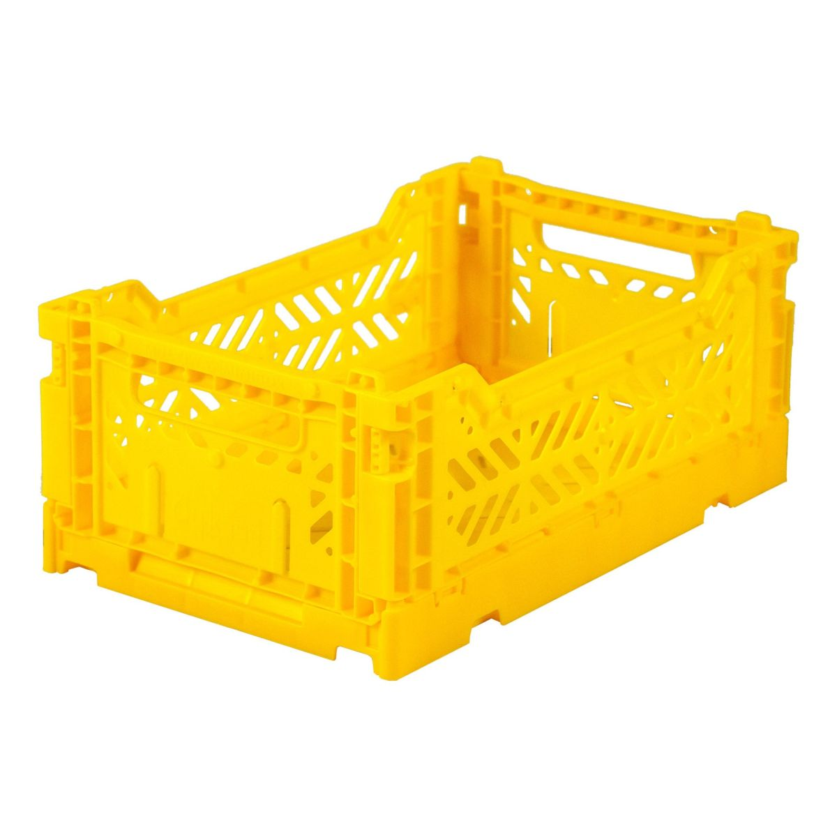 Klappbox Yellow - small