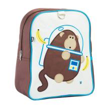 Rucksack Monkey 'Space Dieter' - Astronaut-Affe von beatrix New York