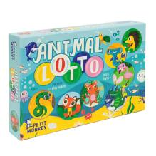 Bilder Lotto 'Animals' von Petit Monkey