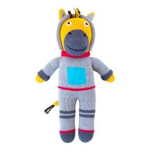 Stricktier Kuscheltier Giraffe Spaceman von global affairs