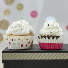 Muffin/Cupcake Backförmchen 'Confetti Party' von Ginger Ray