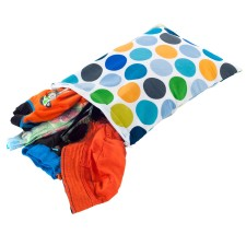 Beutel Wet Bag TRAVEL HAPPENS Big Top Dot von itzy ritzy