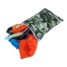 Beutel Wet Bag TRAVEL HAPPENS Camo von itzy ritzy