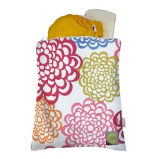 Beutel Wet Bag TRAVEL HAPPENS Fresh Bloom von itzy ritzy