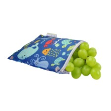 Snackbeutel Snack Happens Under The Sea von itzy ritzy