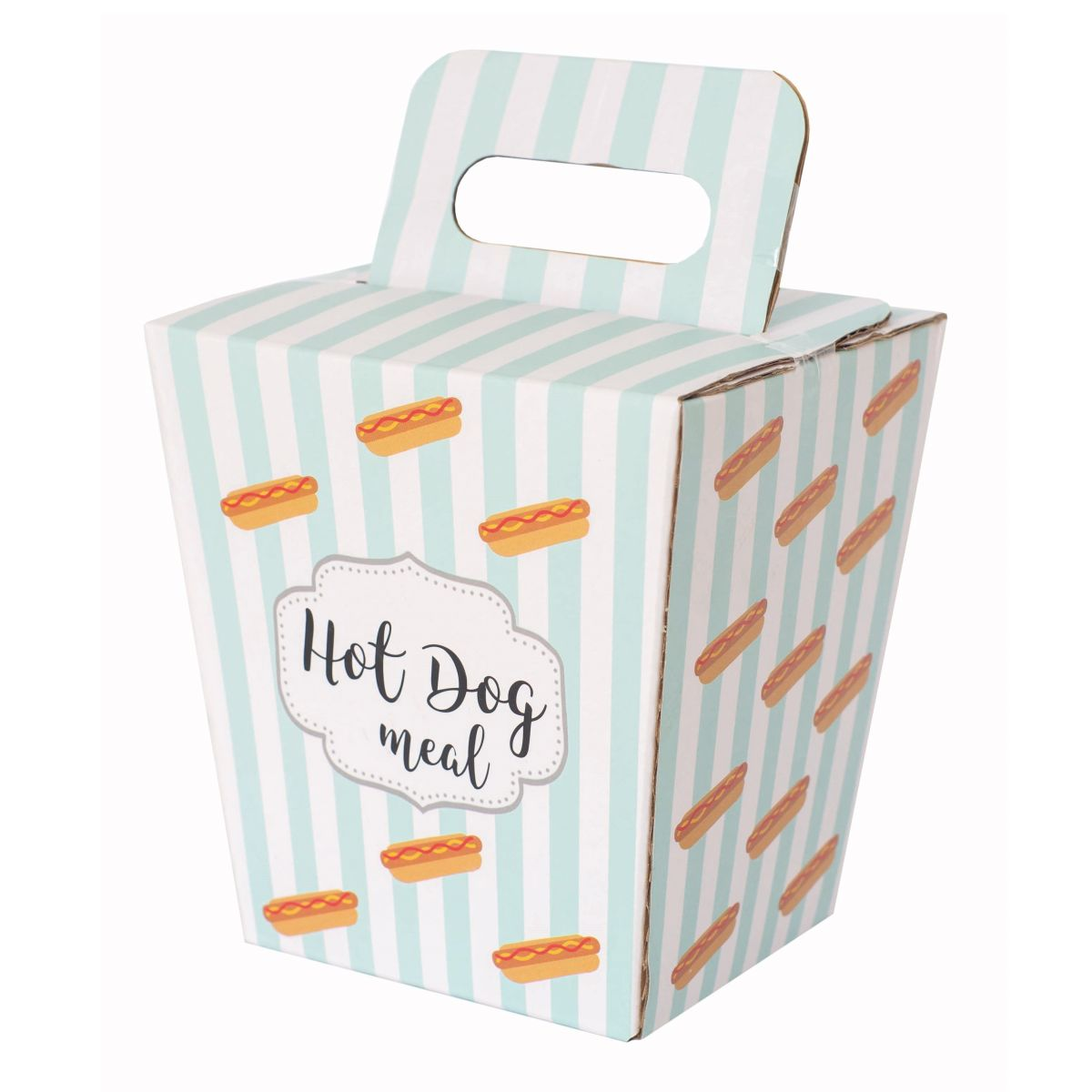 Hot Dog Set aus Holz