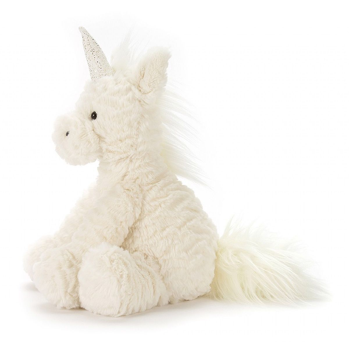 kuscheltier einhorn 39 fuddlewuddle unicorn 39 23 cm von jellycat kaufen. Black Bedroom Furniture Sets. Home Design Ideas