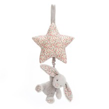 Jellycat - Mobile 'Rainbow' Blossom Pink