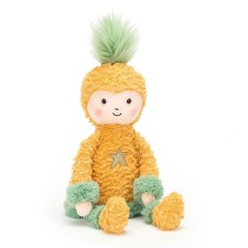 Stoffpuppe Perky 'Pineapple Top' von Jellycat
