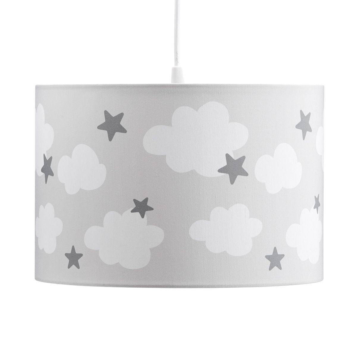 deckenlampe star wolke grau von kids concept kaufen bei little roomers. Black Bedroom Furniture Sets. Home Design Ideas