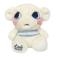 Plush Friends - Kuschelpuppe 'Little Mause' von LuckyBoySunday