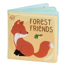 Badebuch 'Forest Friends' von A Little Lovely Company