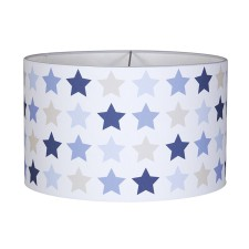 Hängelampe rund - Mixed Stars Blue von Little Dutch