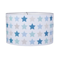 Hängelampe rund - Mixed Stars Mint von Little Dutch