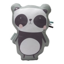 Kissen Panda - Adventure Mint von Little Dutch