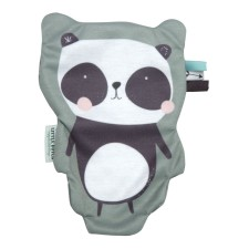 Knister-Tuch Panda - Adventure Mint von Little Dutch