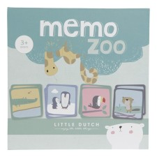 Memo 'Zoo' von Little Dutch