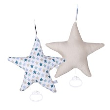 Spieluhr Stern - Mixed Stars Mint von Little Dutch