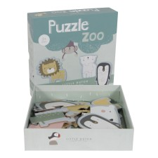 Tier-Puzzle 'Zoo' von Little Dutch
