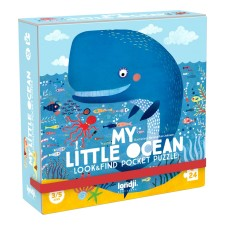 Pocket Puzzle 'My Little Ocean' 100 Teile von londji