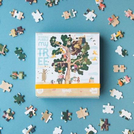 Pocket Puzzle 'My Tree' 100 Teile