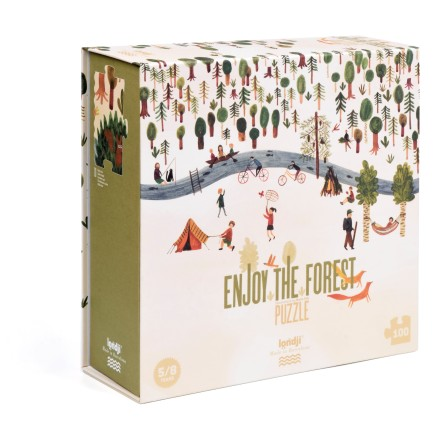 Puzzle 'Enjoy the Forest'