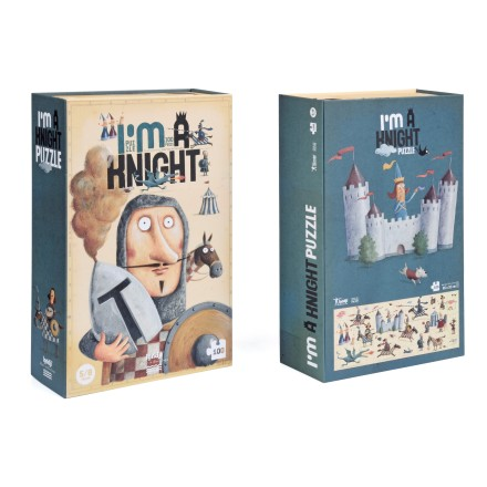 Puzzle 'I'm a Knight'