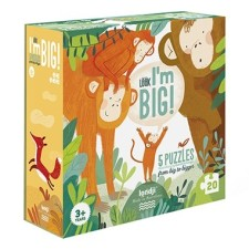 Puzzle 'Look! I'm big' von londji
