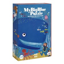 Puzzle 'My Big Blue' von londji