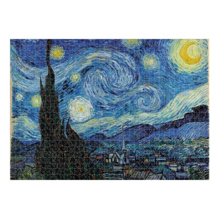 Puzzle 'Starry Night - Van Gogh' 1000 Teile
