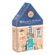 londji - Puzzle 'Welcome to my Home' 36 Teile