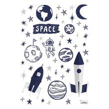 Wandsticker 'Space' von Lilipinso