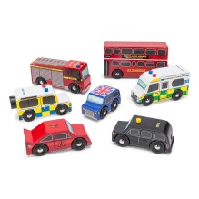 Le Toy Van - London Bus