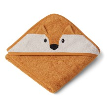 Liewood - Badeponcho 'Mr. Fox' Fuchs orange