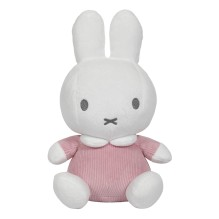 Miffy-Nijntje - Miffy Knistertuch 'Cord' rosa