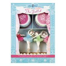 Ballett Party Cupcake-Set von Meri Meri