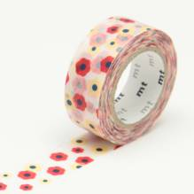 mt masking tape for kids - Blumen Motiv von mt masking tape