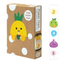 Masking Tape '5 A Day Fruit' von noodoll