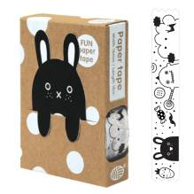 Masking Tape 'Black & White' von noodoll