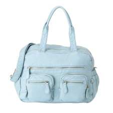Wickeltasche Carry All Powder Blue von OiOi