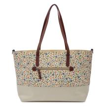Wickeltasche 'Notting Hill Tote - Busy Bees' von Pink Lining