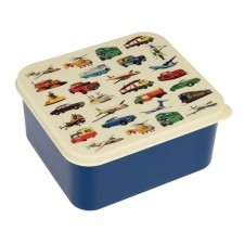 Brotdose Lunchbox 'Vintage Transport' von Rex International