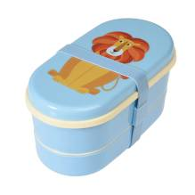Kinder Bento-Box Lunchbox 'Löwe' von Rex International