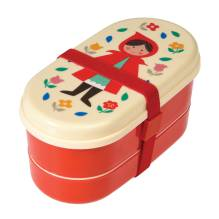Kinder Bento-Box Lunchbox 'Rotkäppchen' von Rex International