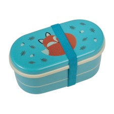 Kinder Bento-Box Lunchbox Rusty the Fox von Rex International