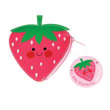 Kinder Geldbeutel Erdbeere 'Hello Strawberry' von Rex International